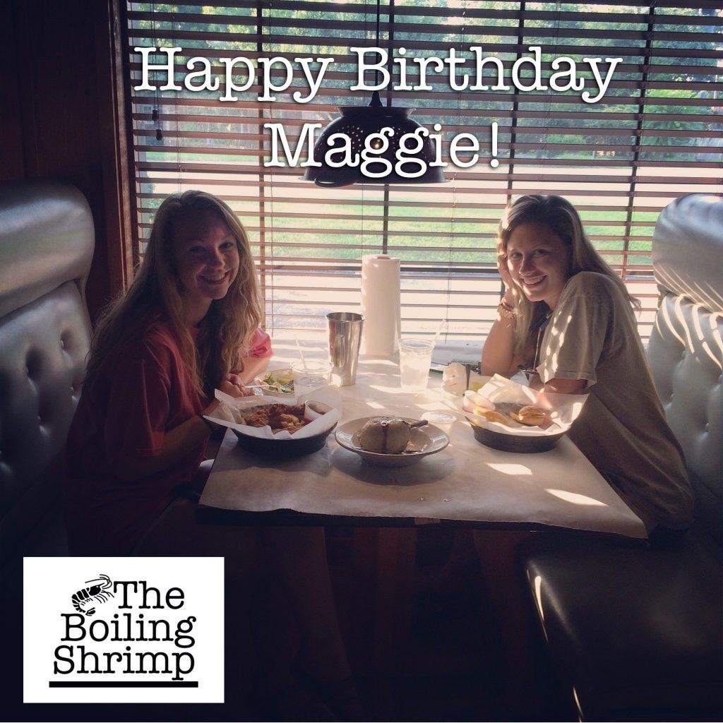 Aug 15 Maggie