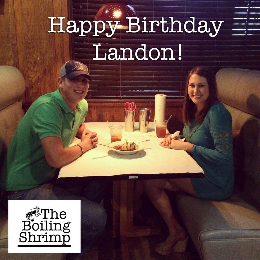 Aug 16 Landon