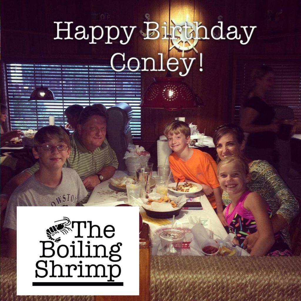 Conley Aug 5